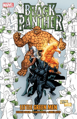 Black Panther Vol.6 - Little Green Men