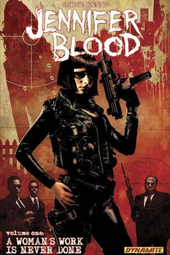 Jennifer Blood Vol.1 - A Woman's Work is Never Done