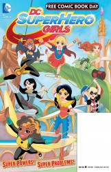 DC Superhero Girls Special Edition #1