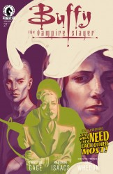 Buffy the Vampire Slayer Season 10 #27