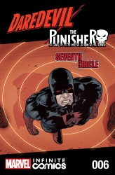 Daredevil - Punisher - Seventh Circle Infinite Comic #6