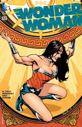Wonder Woman Vol 4 #52