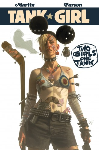 Tank Girl - Two Girls One Tank #01