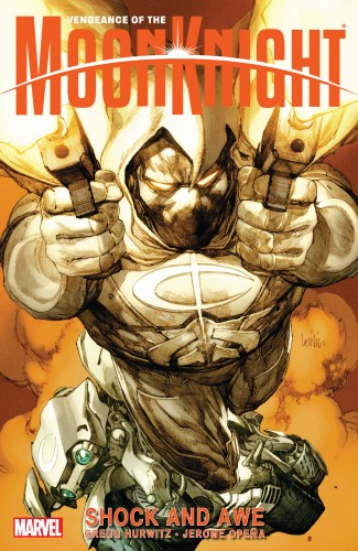 Vengeance of the Moon Knight Vol.1 - Shock and Awe