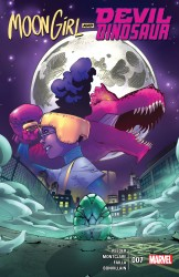 Moon Girl and Devil Dinosaur #07