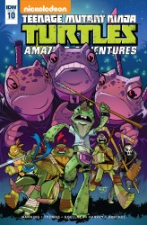 Teenage Mutant Ninja Turtles - Amazing Adventures #10