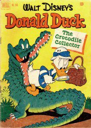 Donald Duck: The Crocodile Collector