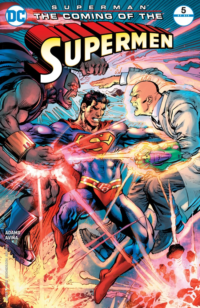 Superman - The Coming of the Supermen #5