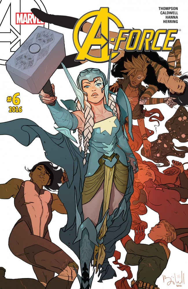 A-Force #06