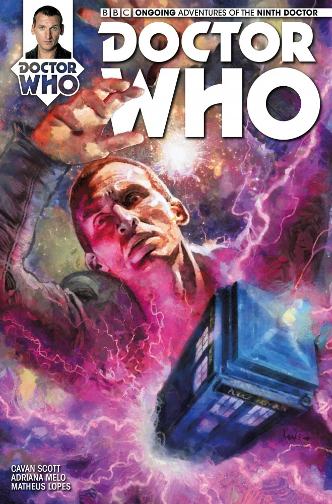 Doctor Who The Ninth Doctor Ongoing #02