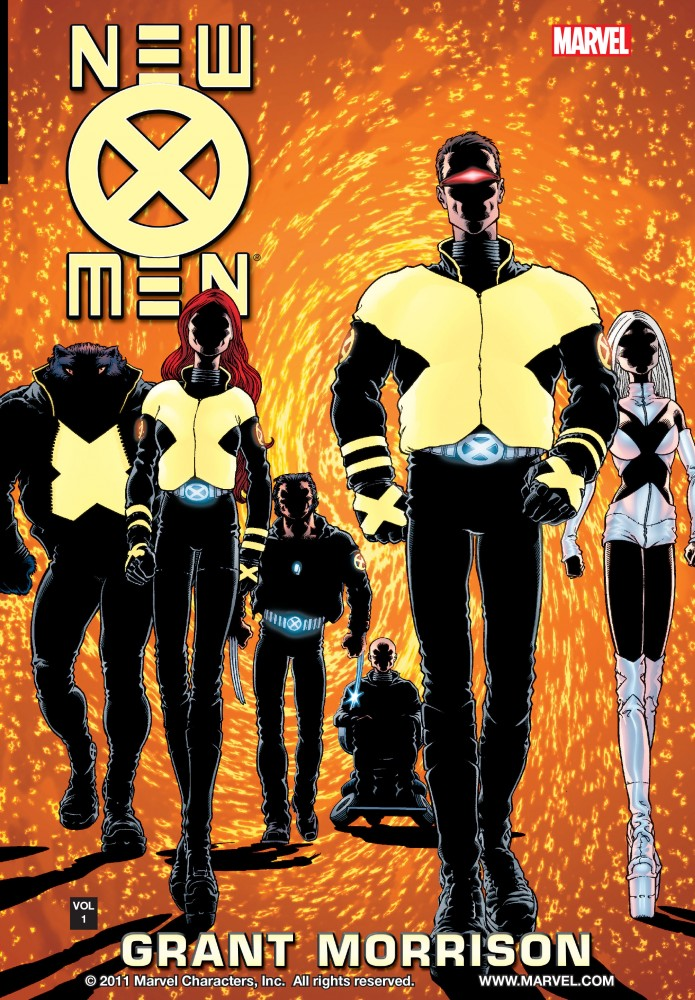 New X-Men by Grant Morrison Vol.1