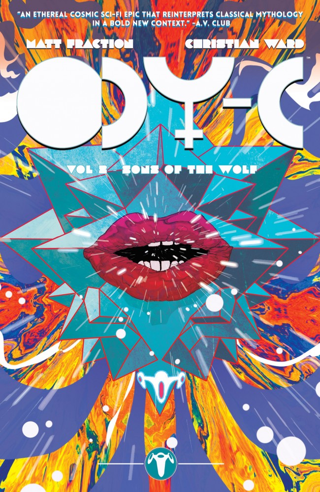 ODY-C Vol.2 - Sons of the Wolf