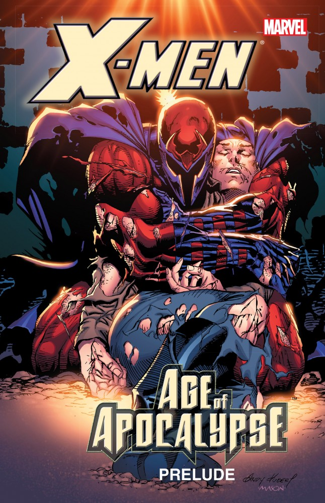 X-Men - Prelude to Age of Apocalypse