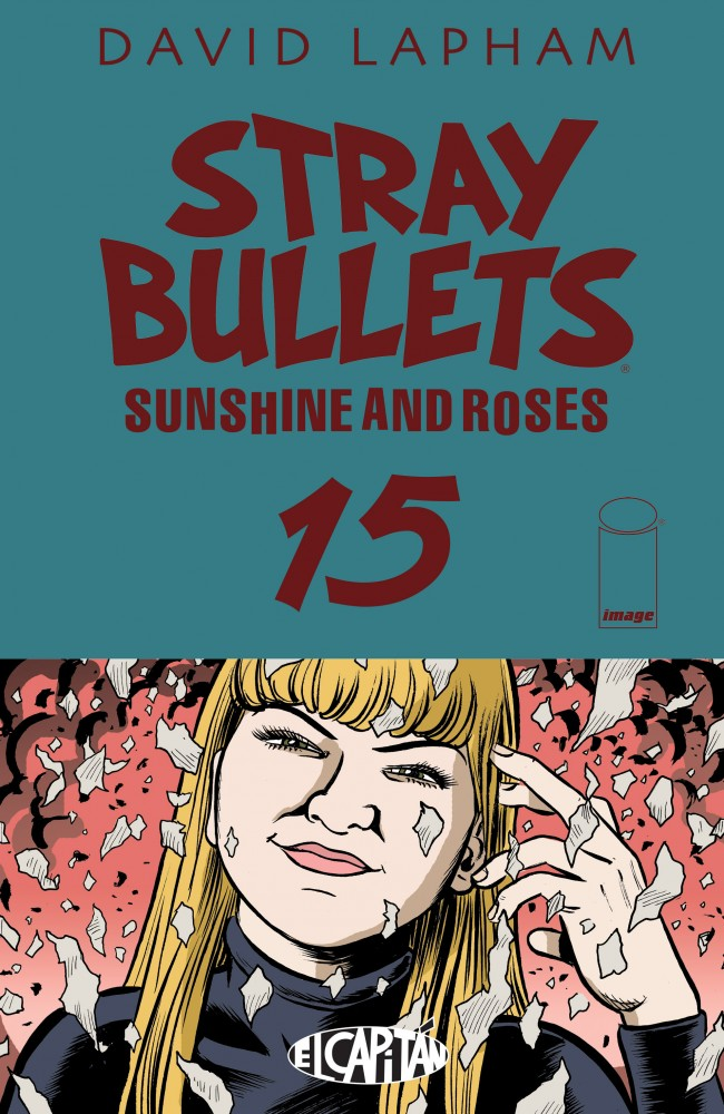 Stray Bullets - Sunshine & Roses #15