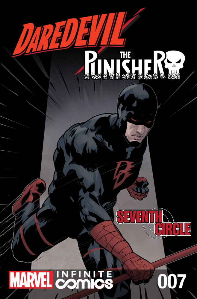 Daredevil - Punisher - Seventh Circle Infinite Comic #7