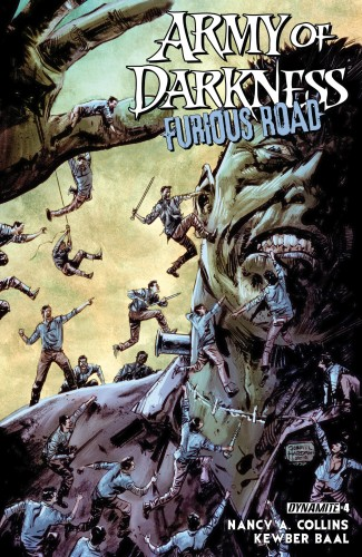 Army Of Darkness Furious Road #04