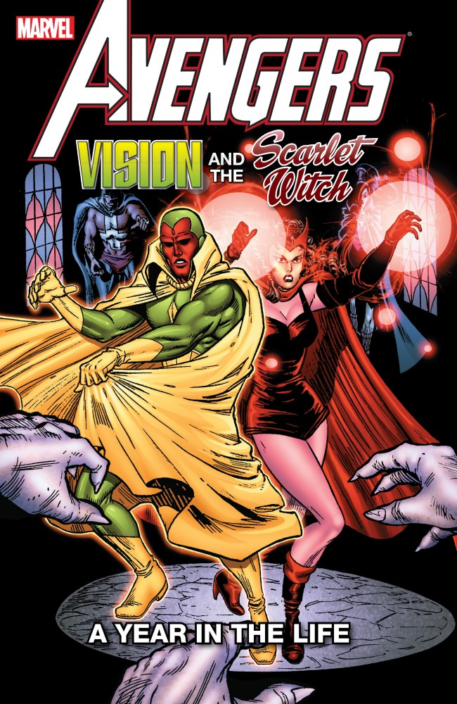 Avengers - Vision and the Scarlet Witch - A Year In The Life