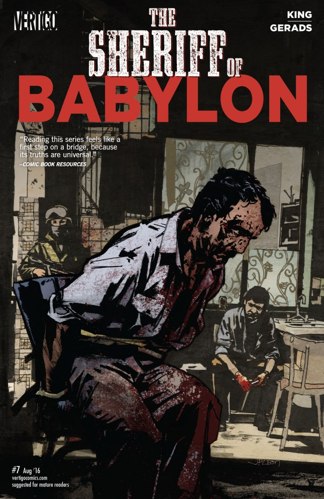 Sheriff of Babylon #07