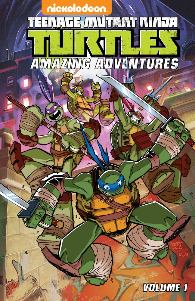 Teenage Mutant Ninja Turtles - Amazing Adventures Vol.1