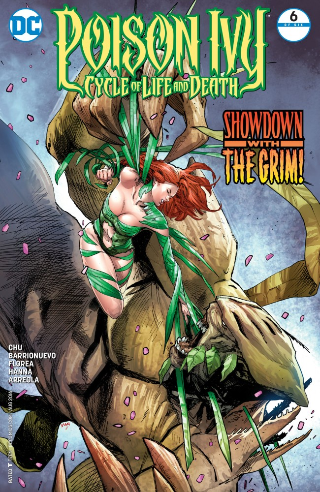 Poison Ivy - Cycle of Life and Death #6
