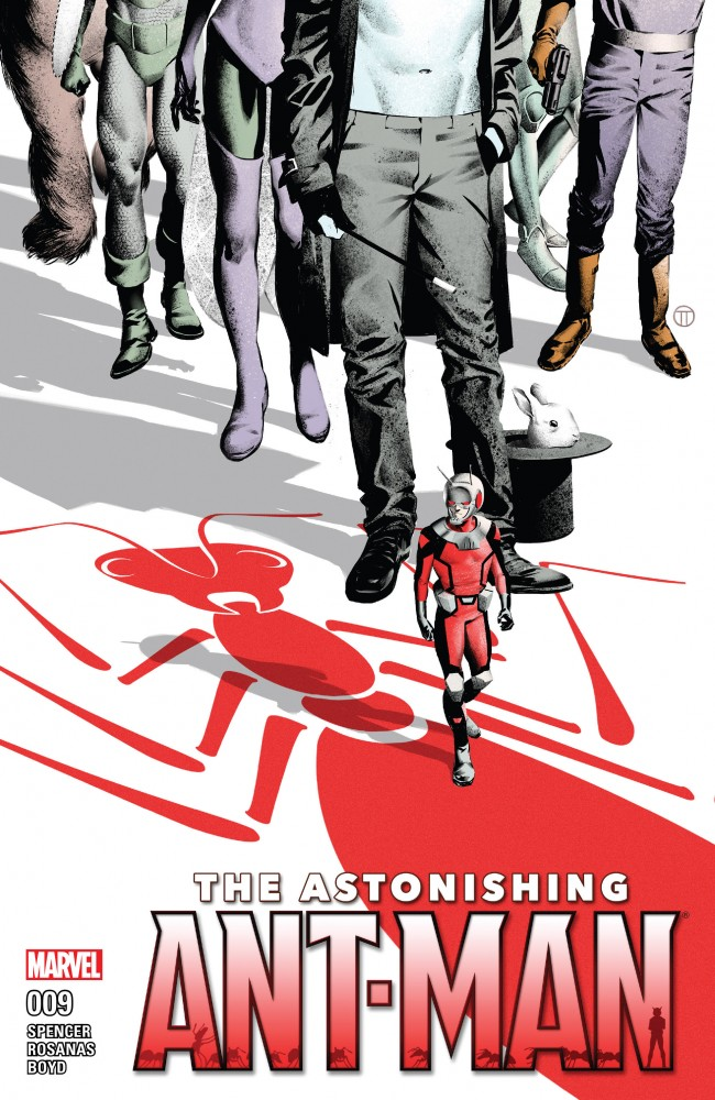 The Astonishing Ant-Man #09