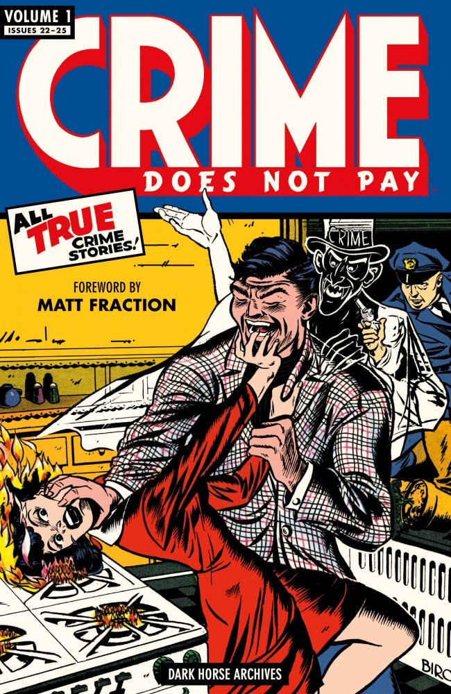 Crime Does Not Pay Archives Vol.1