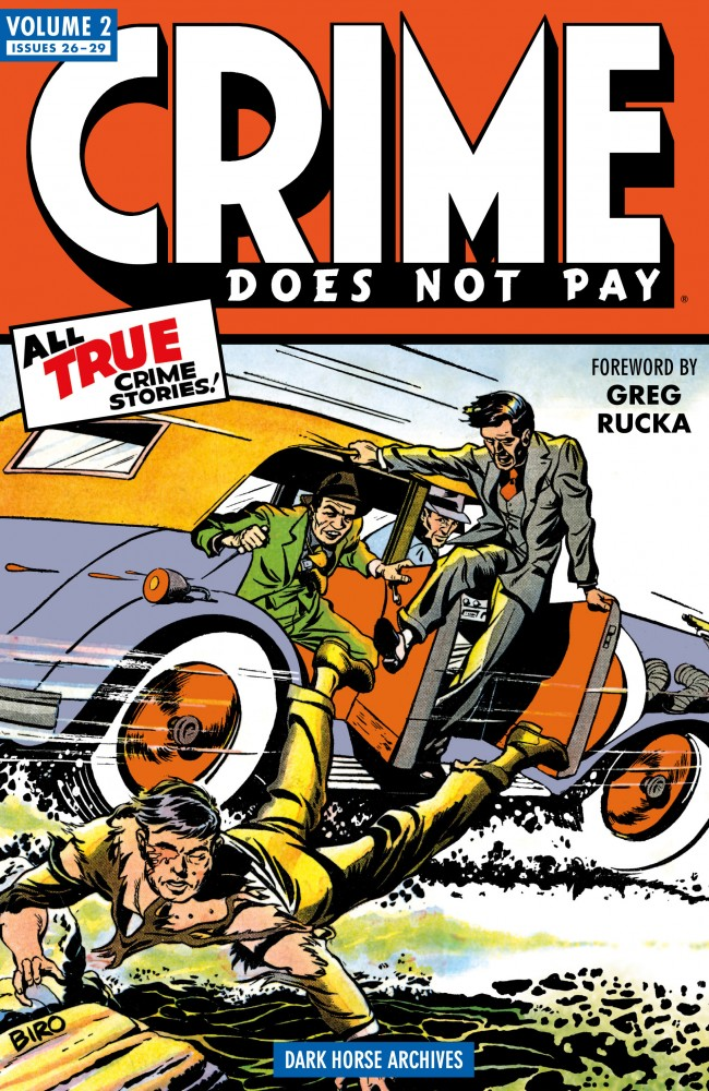 Crime Does Not Pay Archives Vol.3