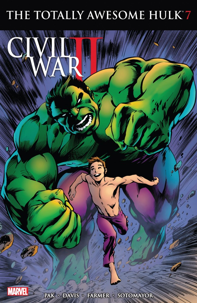 The Totally Awesome Hulk #07