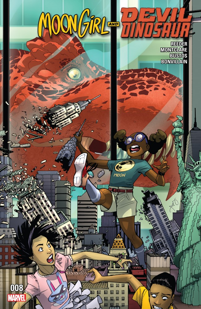 Moon Girl and Devil Dinosaur #08