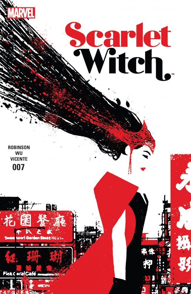 Scarlet Witch #7