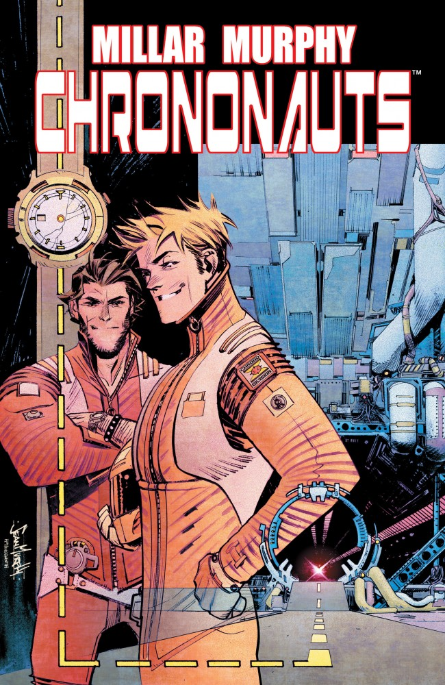 Chrononauts Vol.1