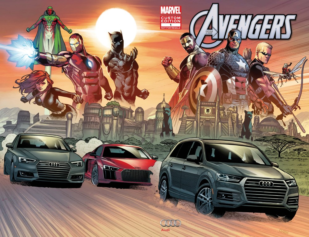 Avengers - King of the Road #01