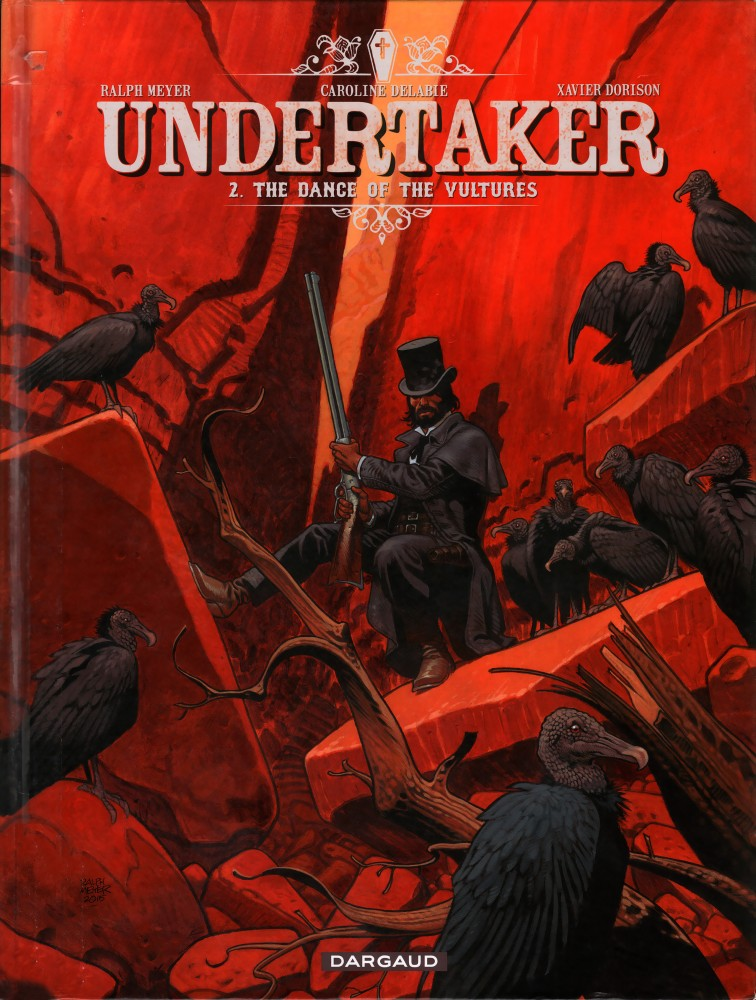 Undertaker #02 - The Dance of the Vultures