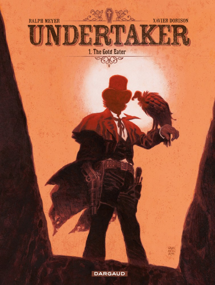 Undertaker #01 - The Gold Eater