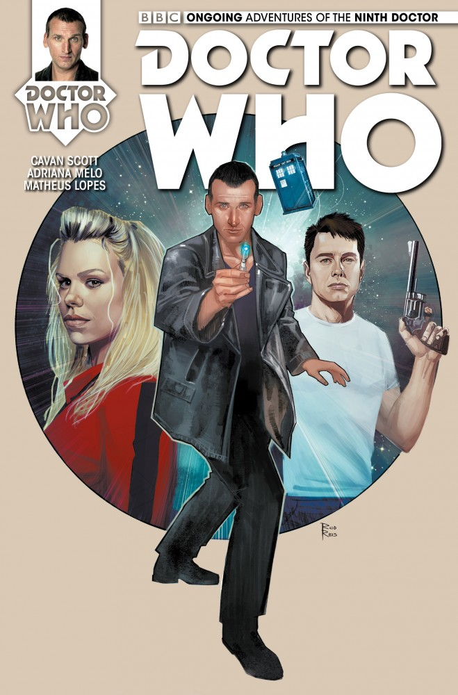 Doctor Who The Ninth Doctor Ongoing #03