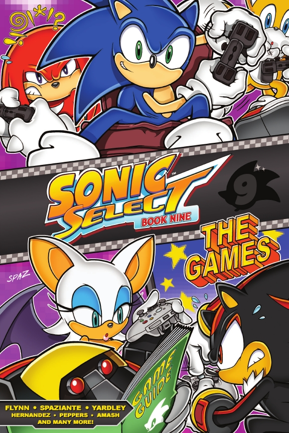 Sonic Select Vol.9 - The Games