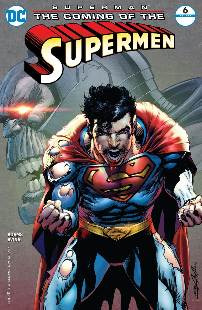 Superman - The Coming of the Supermen #6