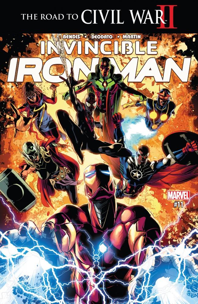 Invincible iron man #4 » comics, download free comics.