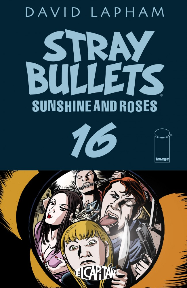 Stray Bullets - Sunshine & Roses #16