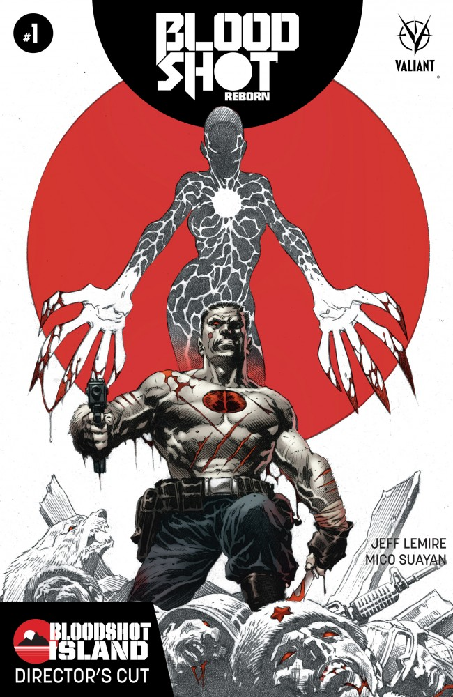 Bloodshot Reborn - Bloodshot Island - Director's Cut #1