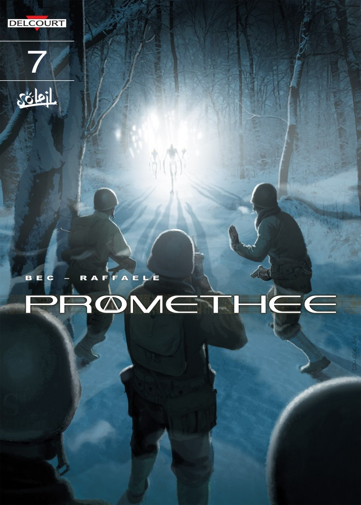 Promethee Vol.7 - The Theory of the 100th Ape