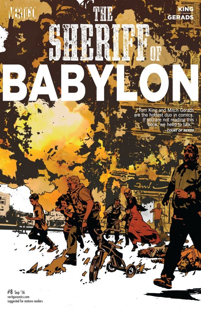 Sheriff of Babylon #08