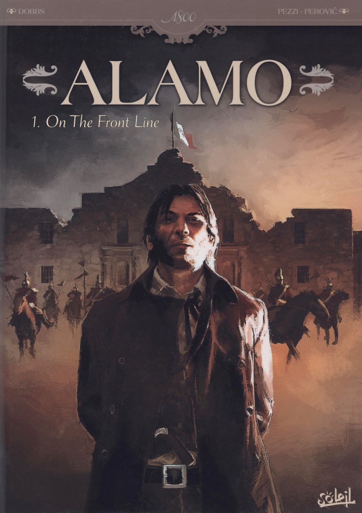 Alamo Vol.1 - On The Front Line