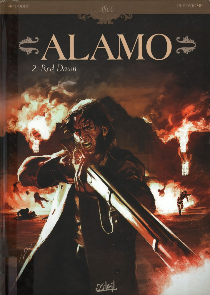 Alamo Vol.2 - Red Dawn