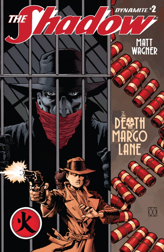 The Shadow – The Death of Margot Lane #2