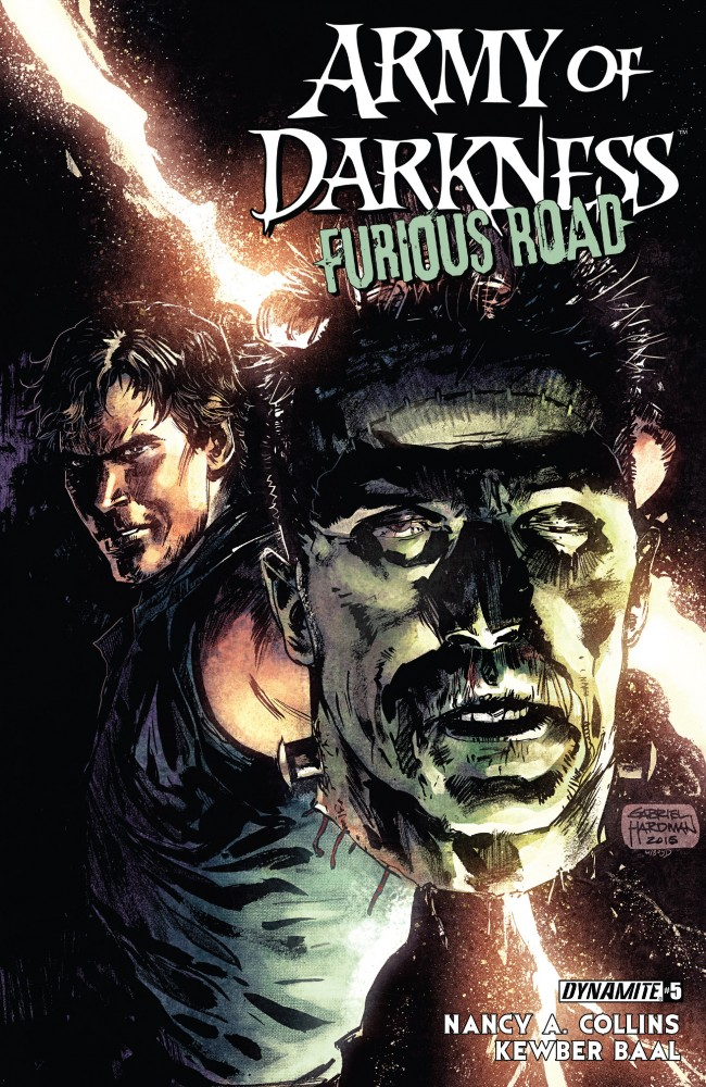 Army Of Darkness Furious Road #05