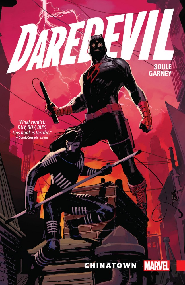 Daredevil - Back In Black: Chinatown #1