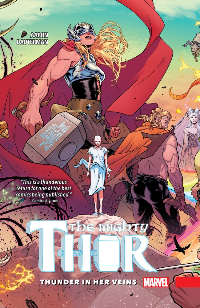 Mighty Thor Vol.1 - Thunder In Her Veins