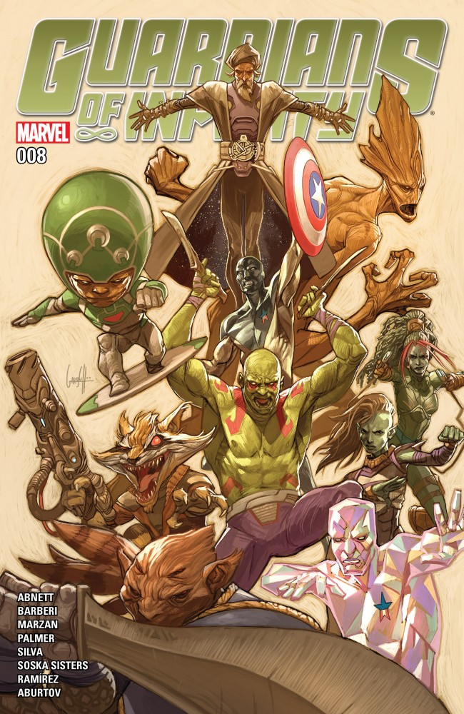 Guardians of Infinity #08