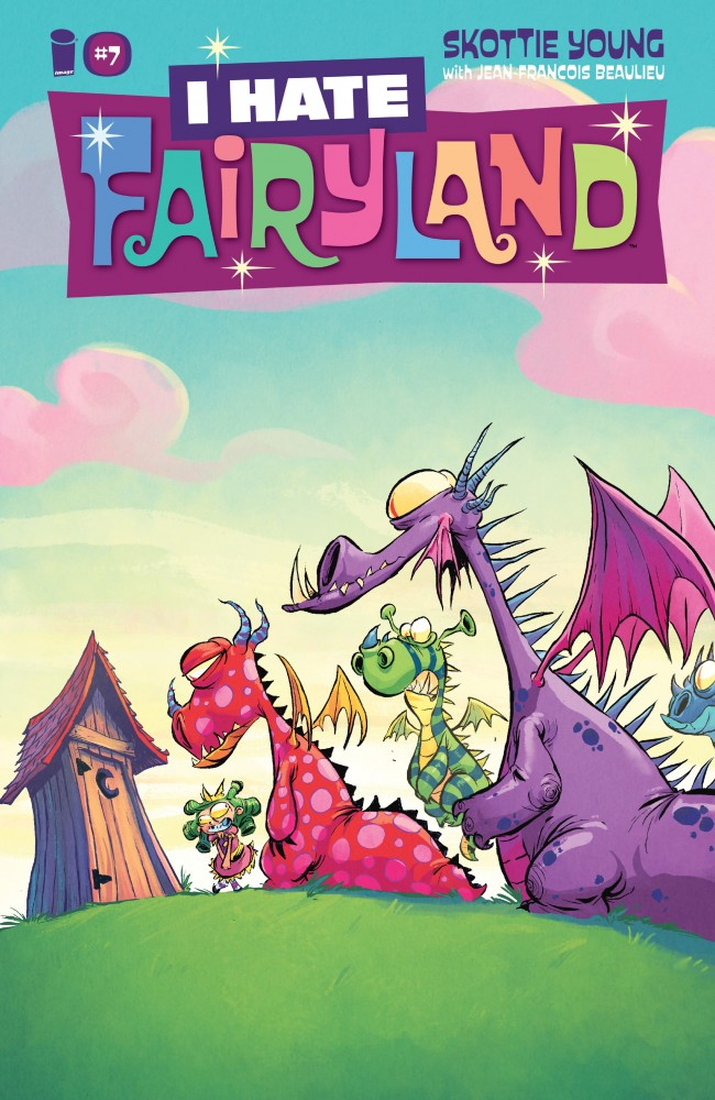 I Hate Fairyland #07